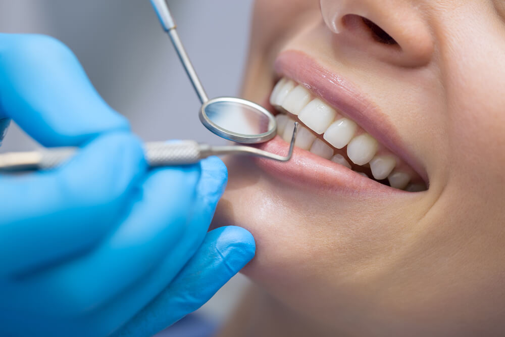 COSMETIC DENTISTRY CHECK